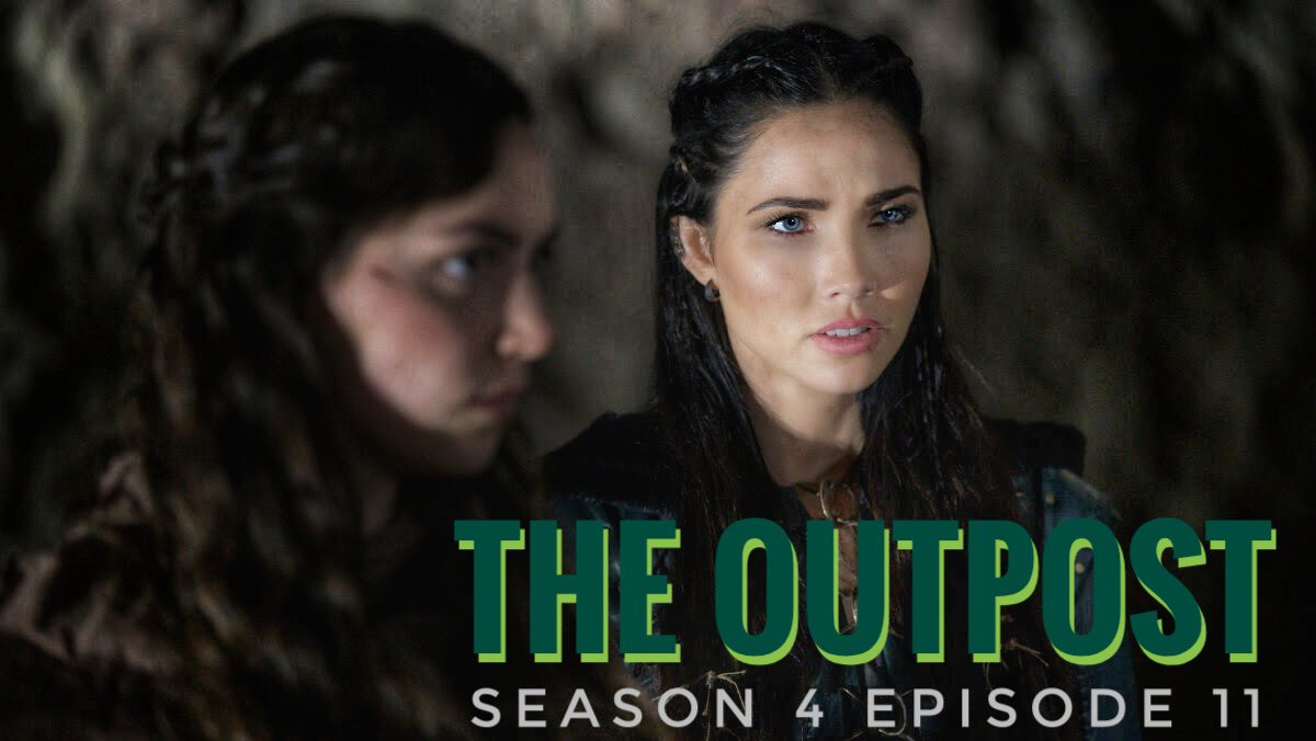 The Outpost season 4 episode 11 release date