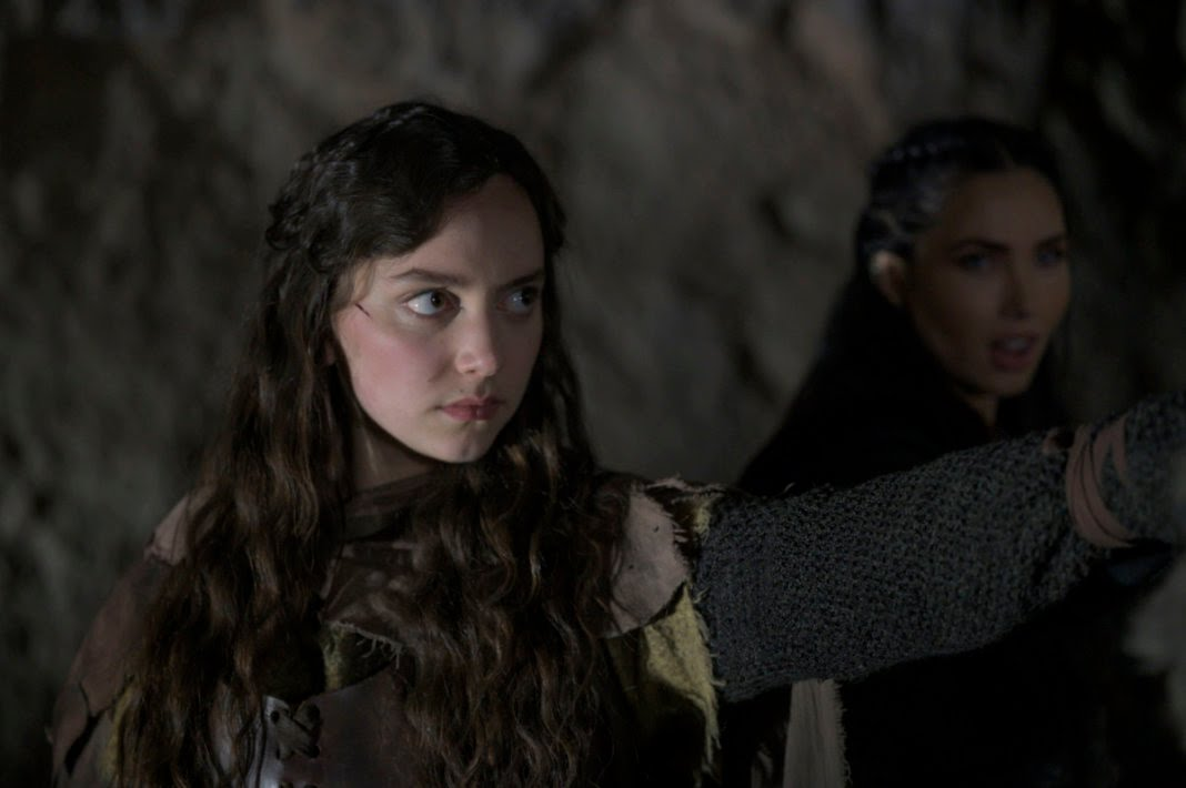 Who plays Talon in the Outpost