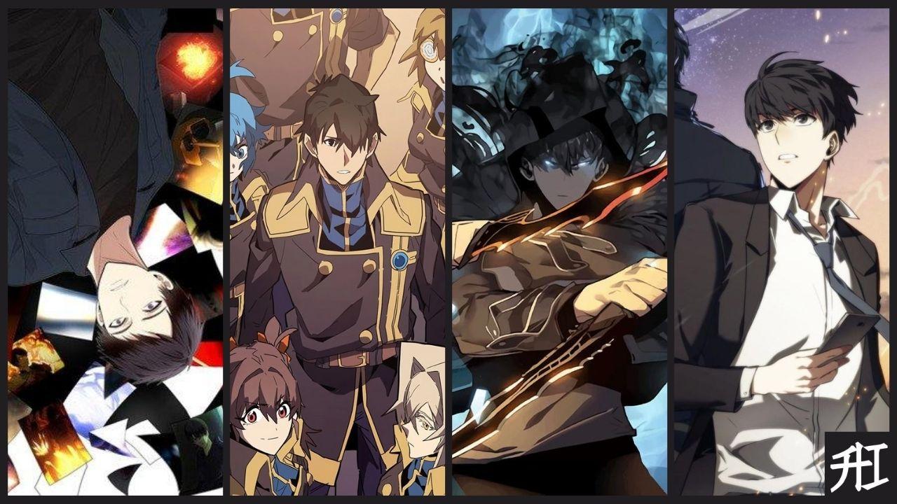 Light novels similar to Solo leveling