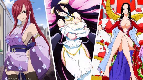 Top Sexy Anime Girls