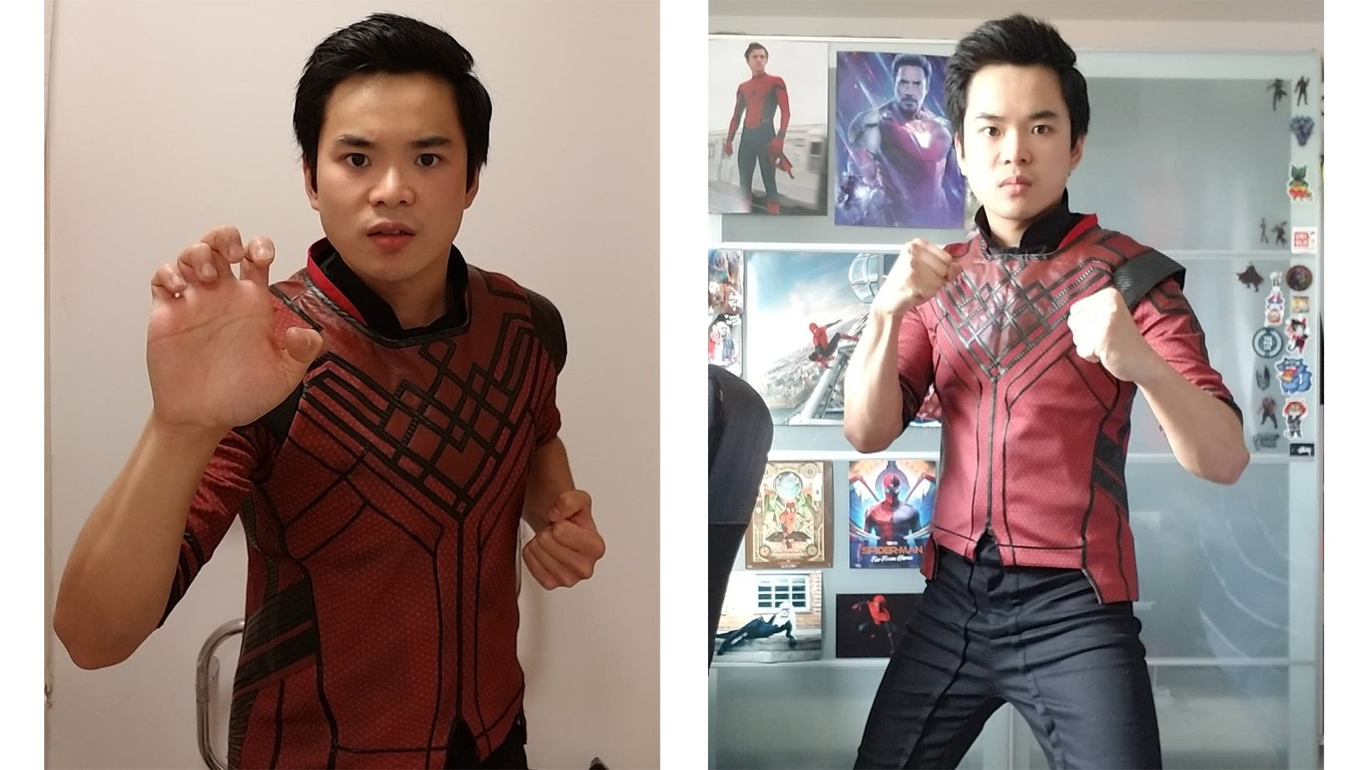 Shang-Chi cosplay by Spider-Boy Wonder Cosplays