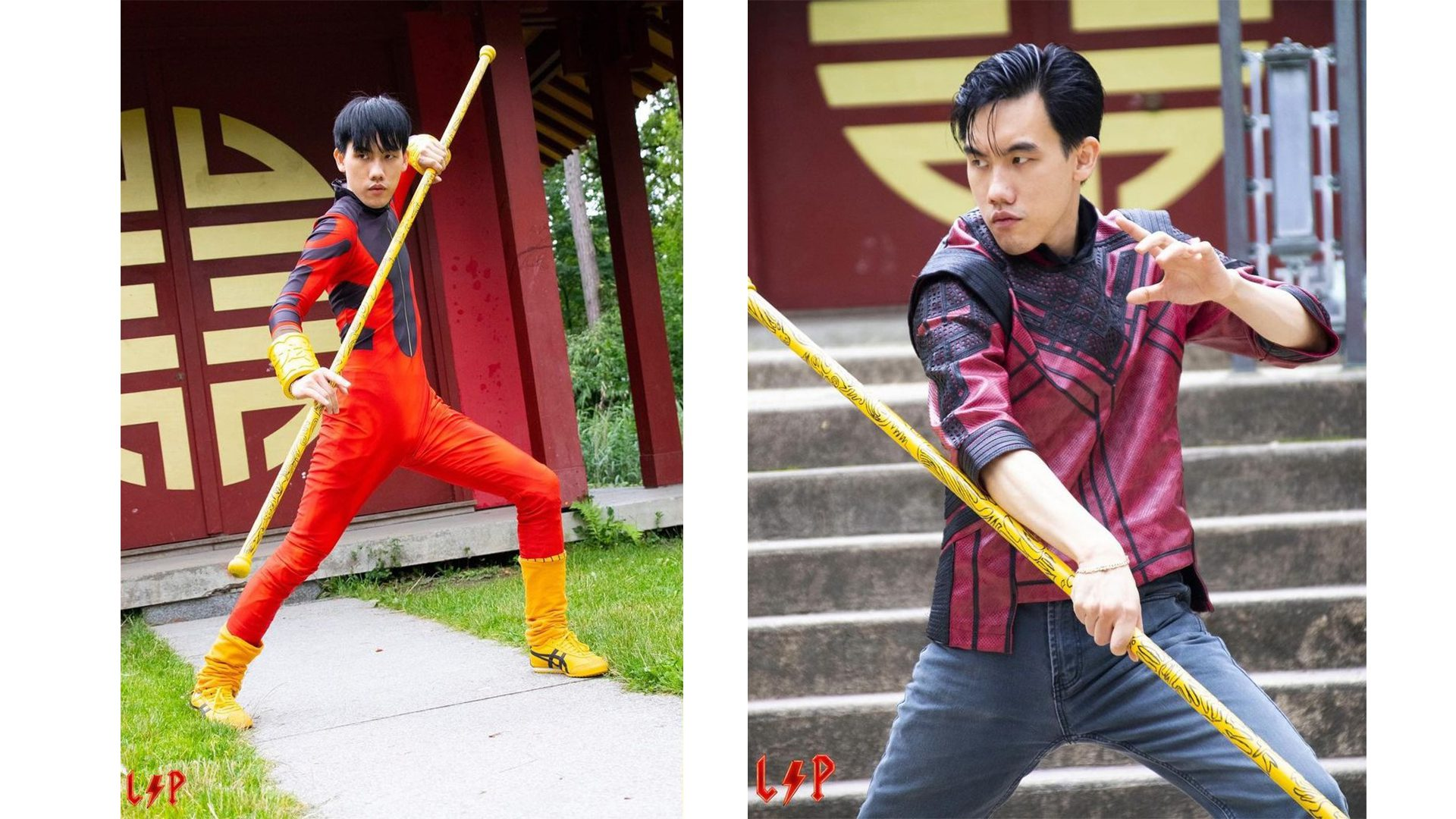 Shang-Chi cosplay by Thierry Duong