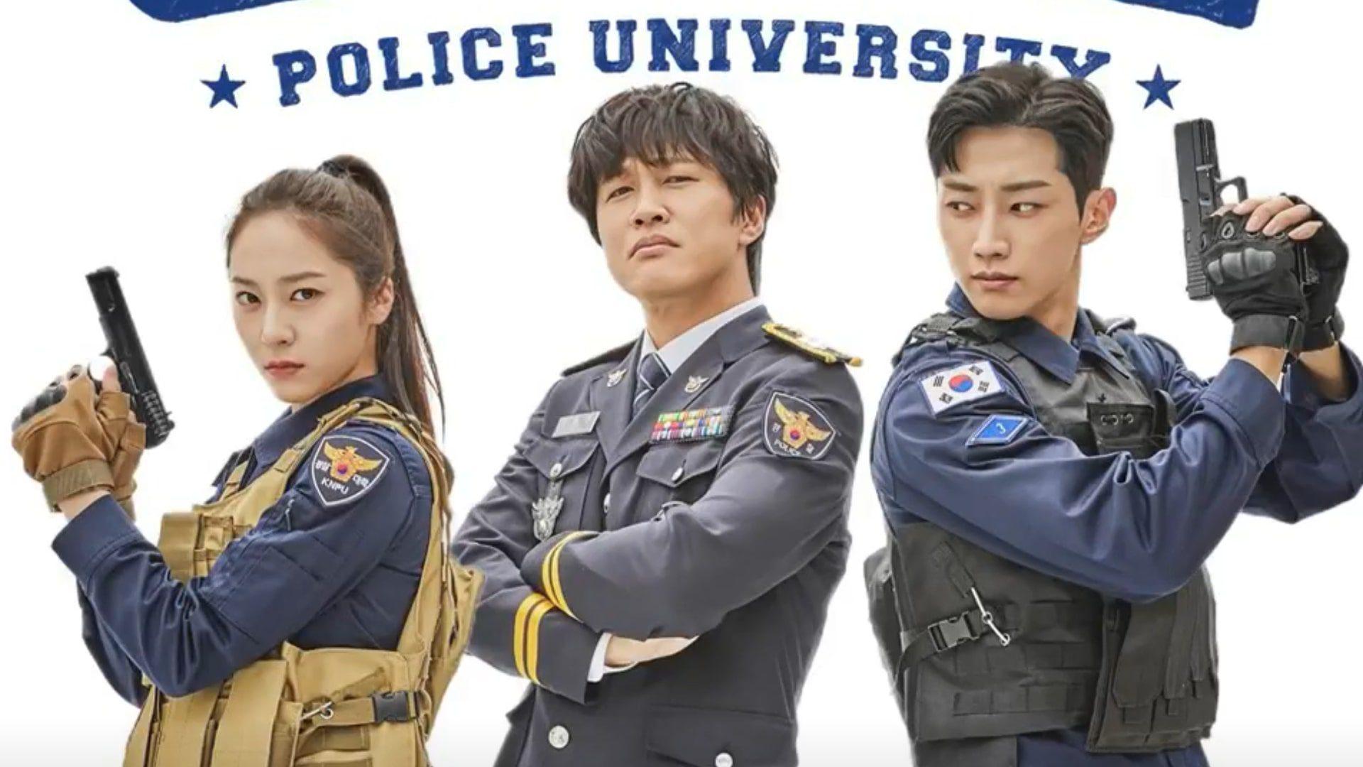 Police University Episode 13 release date
