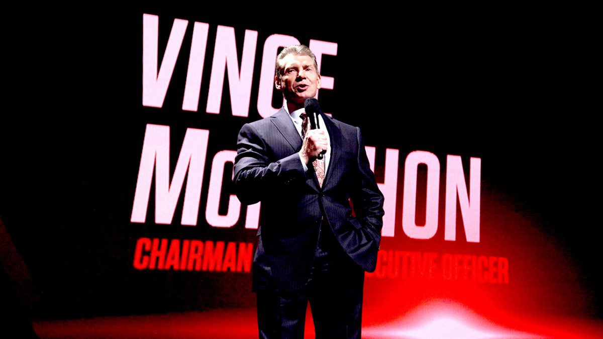 Vince McMahon To Produce NXT
