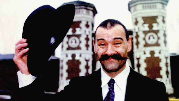 Who is Charles Bronson and when will he be released from prison