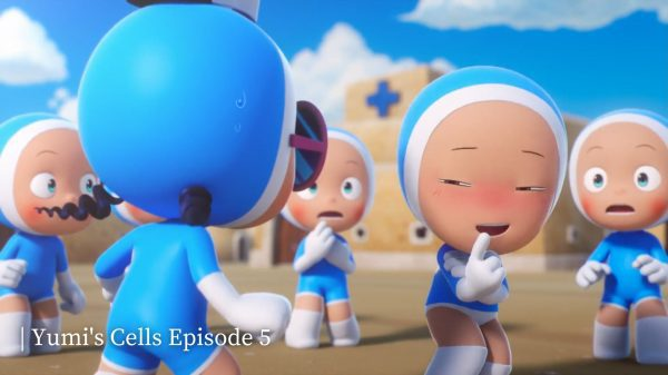 Yumi's Cells Episode 5