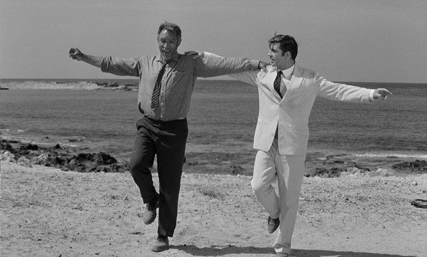Zorba the Greek Filmed