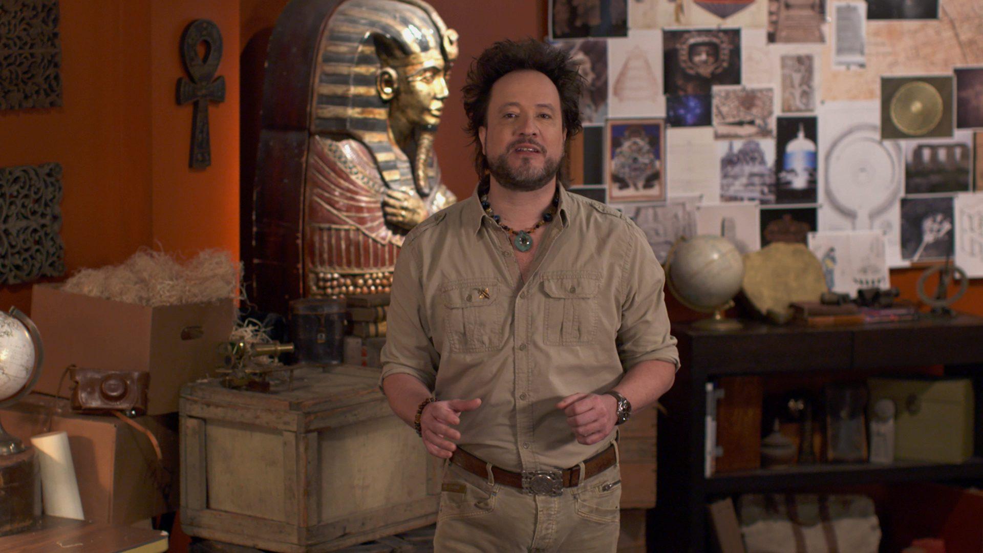 Ancient Aliens Season 17 Episode 5