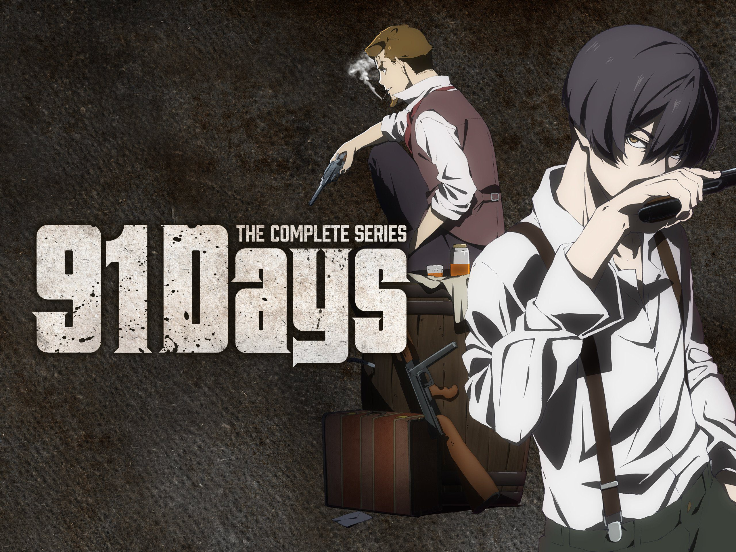 anime like tokyo rebvengers