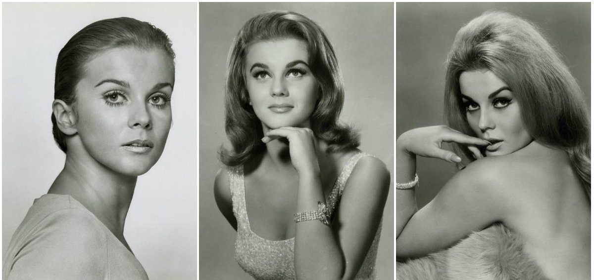Ann Margret images from 1950s