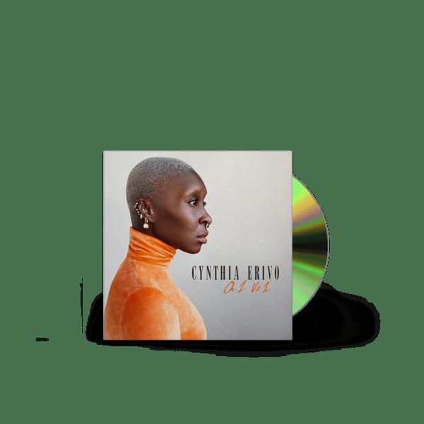 Cynthia Erivo Ch. 1 Vs. 1 release date, where to listen