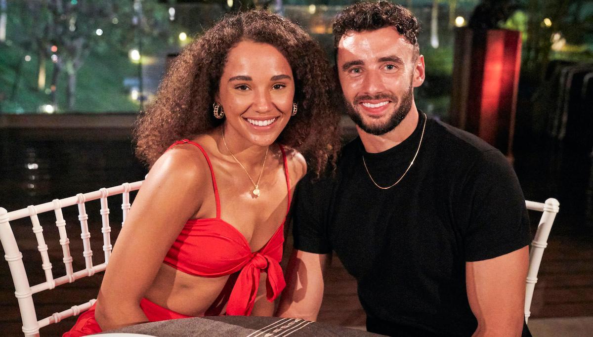 Brandon with Natasha