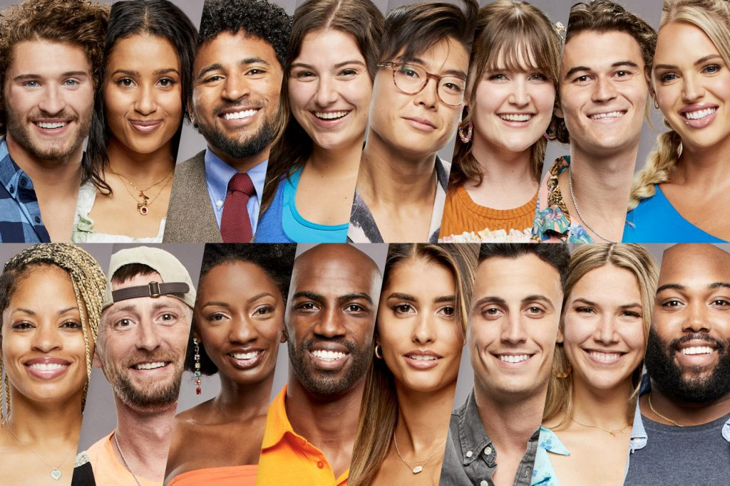 Who are the houseguests in big brother season 23