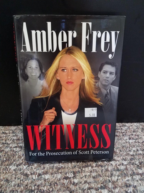 Who is Amber Frey?
