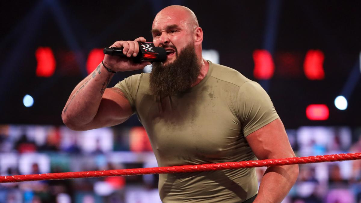 Braun Strowman Post-WWE Match
