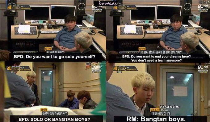 BTS RM Facts