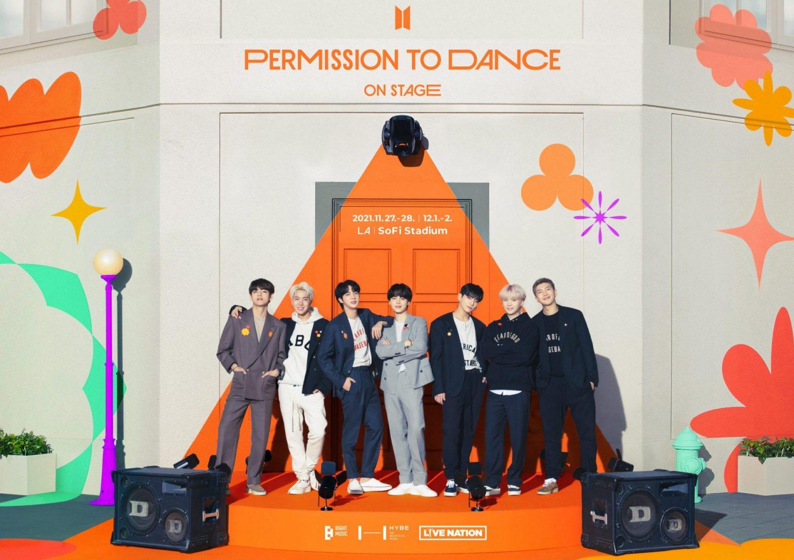 BTS offline concert