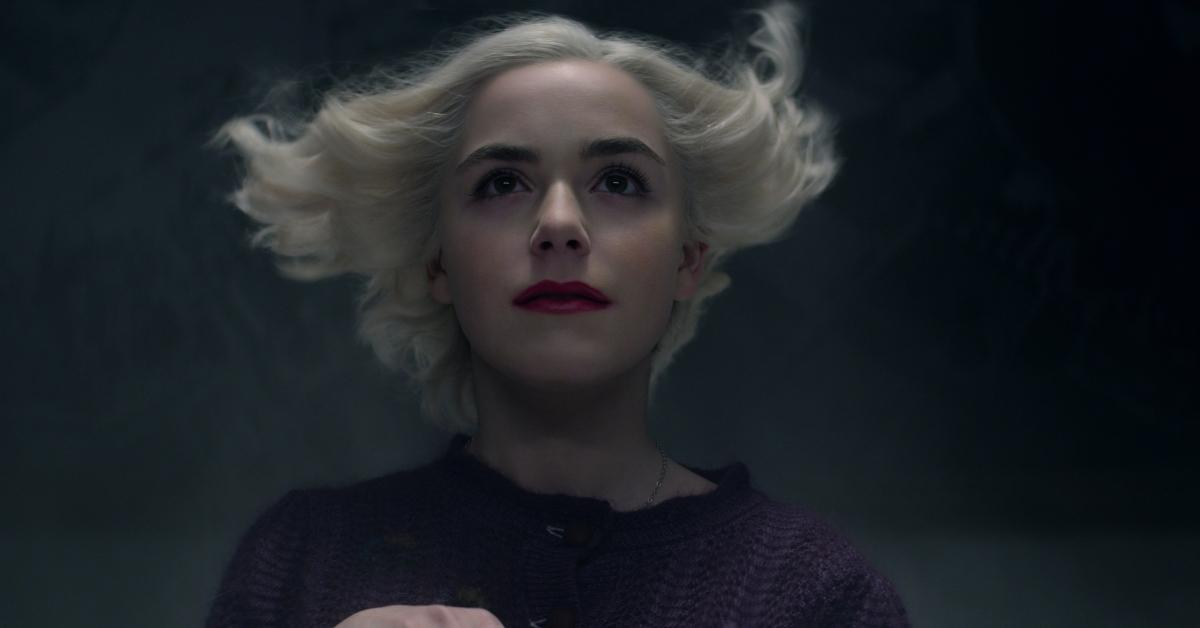 Why did netflix cancel chilling adventures of sabrina