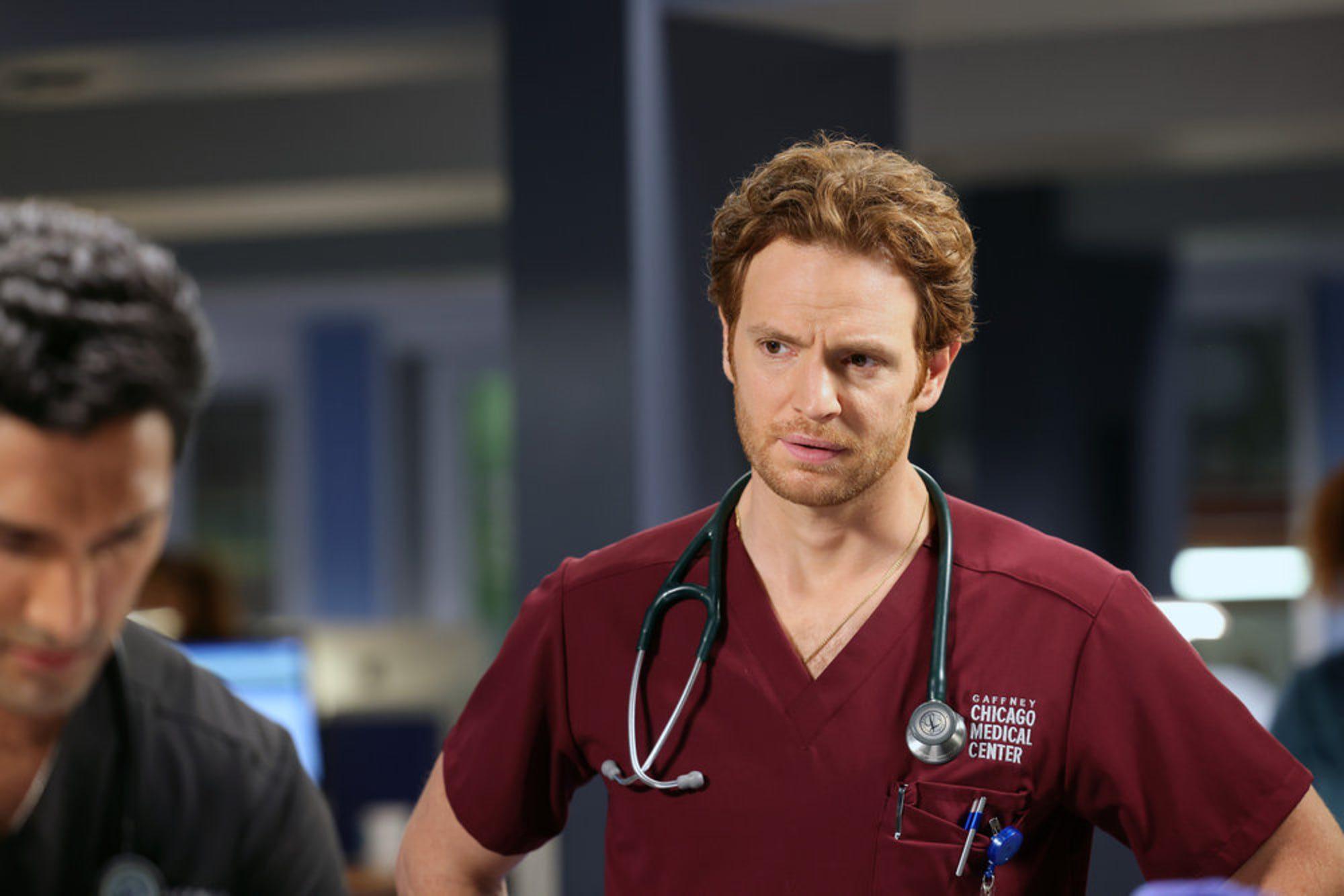 Chicago Med Season 7 Episode 1
