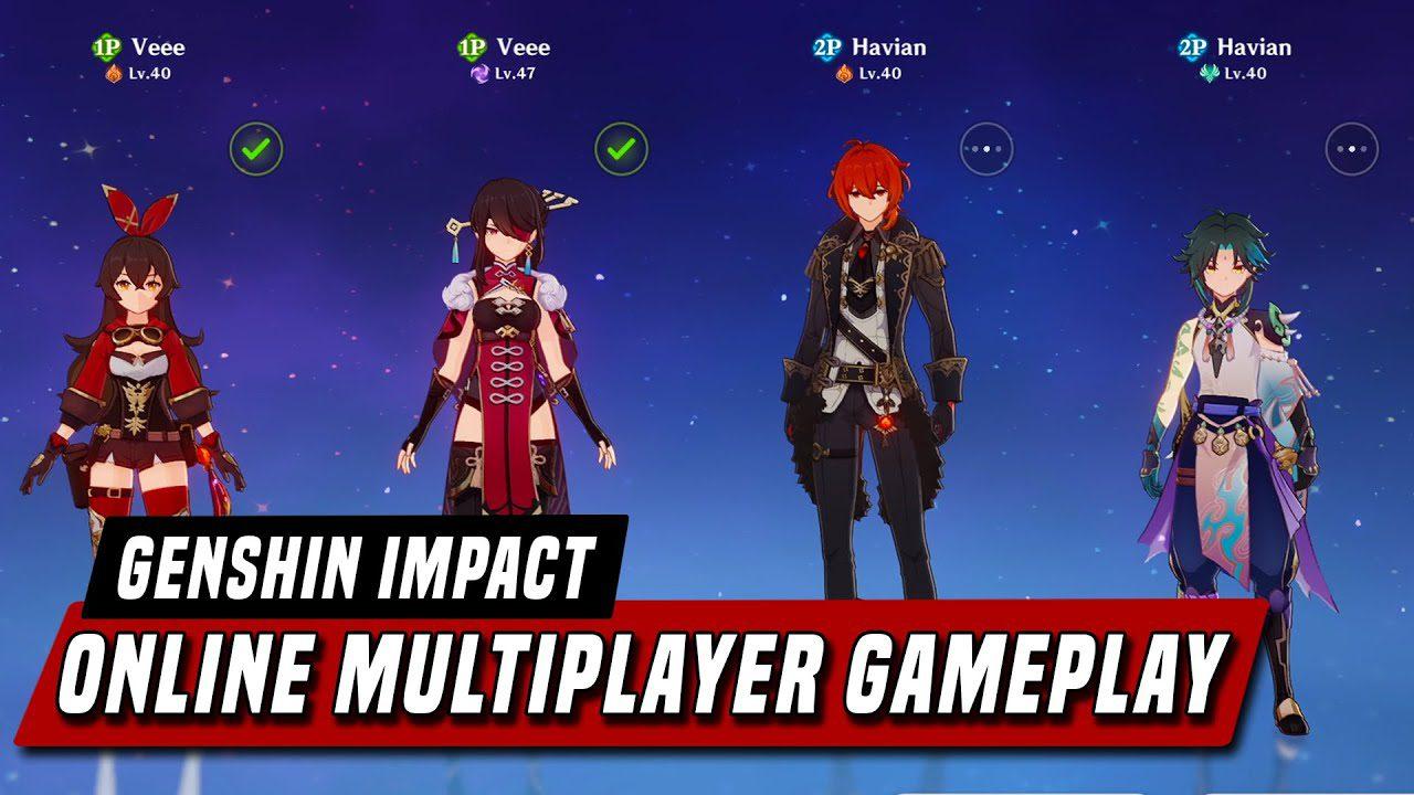 Is Genshin Impact Multiplayer?