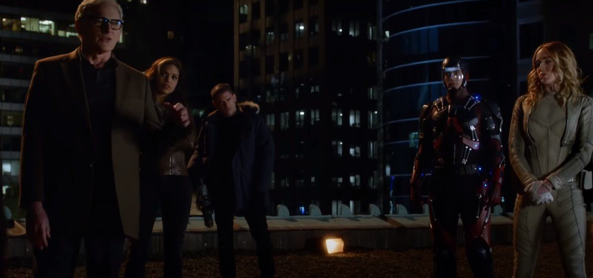 DC Legends of Tomorrow Release Date