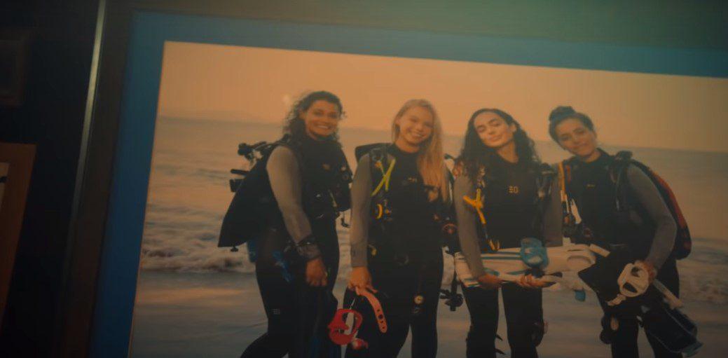 The Dive Club Season 2 Release Date