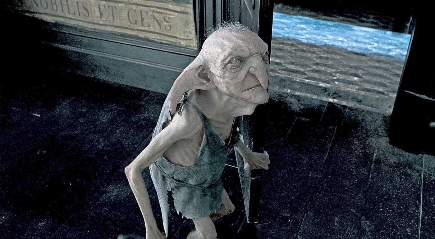 Who Played The Elves in Harry Potter?