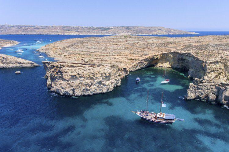 Where is Mix Up in the Mediterranean Filmed? - Valletta, Malta