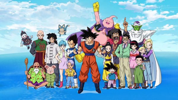 strongest characters in Dragon Ball