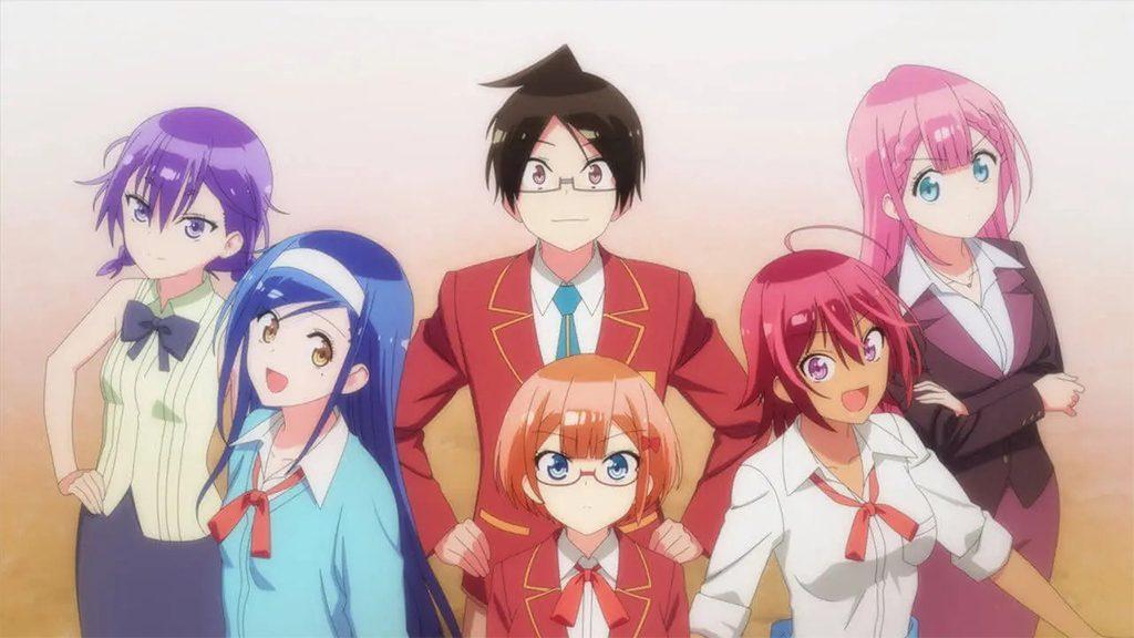 We Never Learn: Bokuben, Anime Like Kanojo mo Kanojo