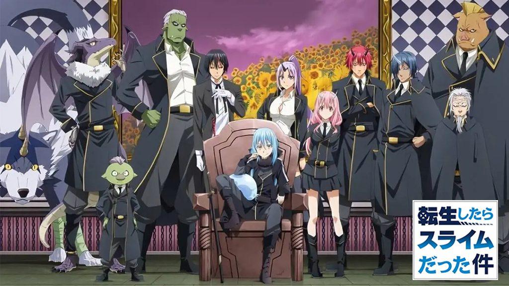 That Time I Got Reincarnated as a Slime, Anime Like Seirei Gensouki