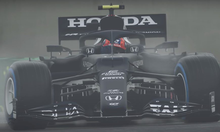 F1 2021 Patch 1.08