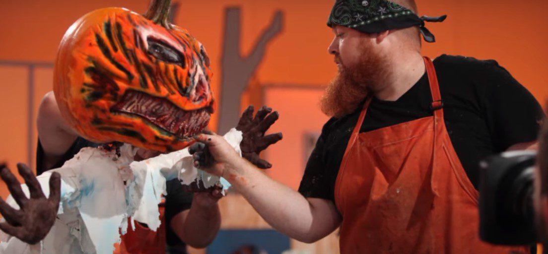 Halloween Wars Seaon 11 Episode 2
