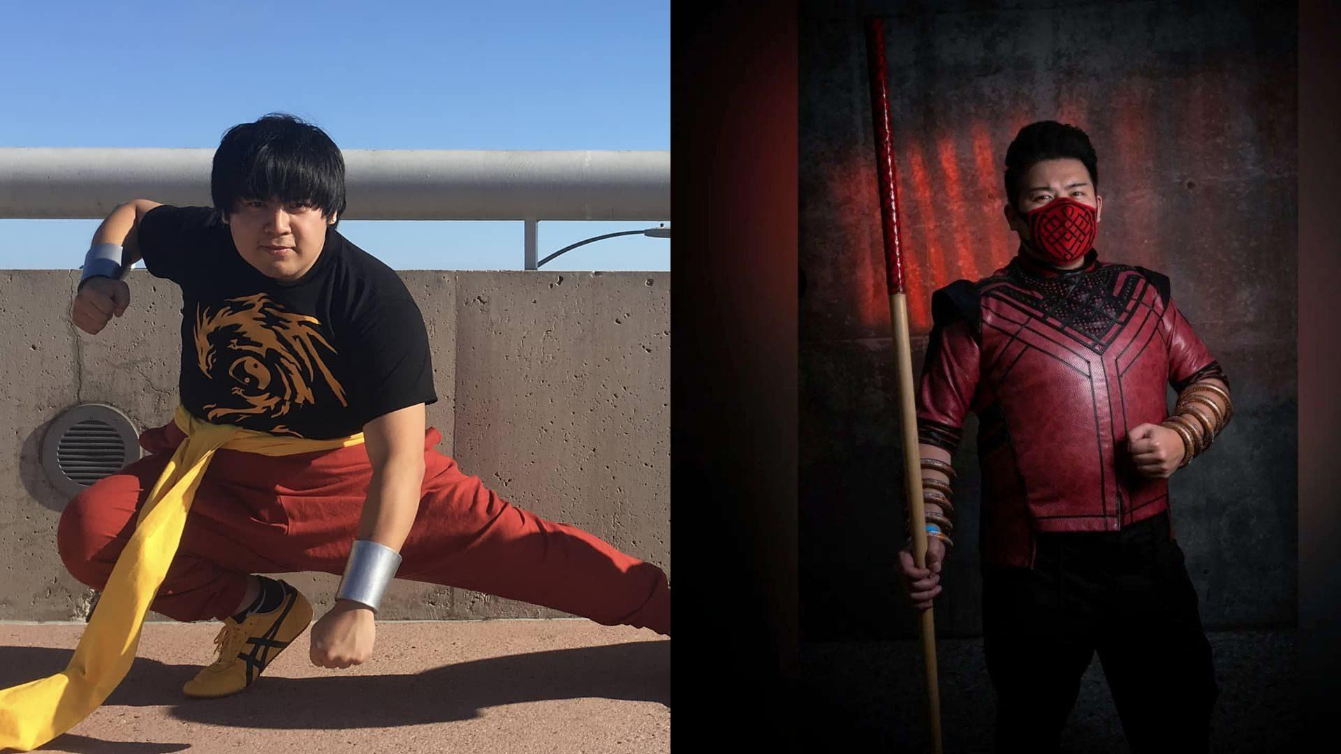 Shang-Chi cosplay by Ivan