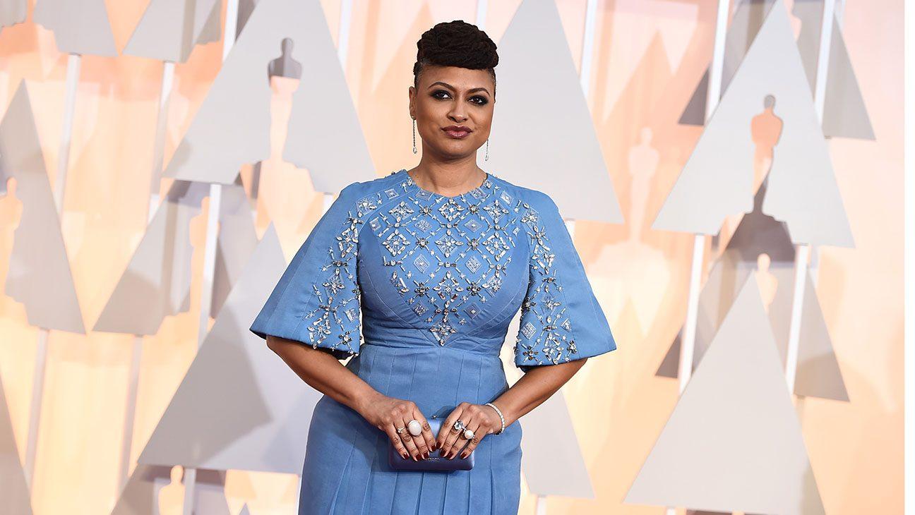 Ava DuVernay at the Oscars