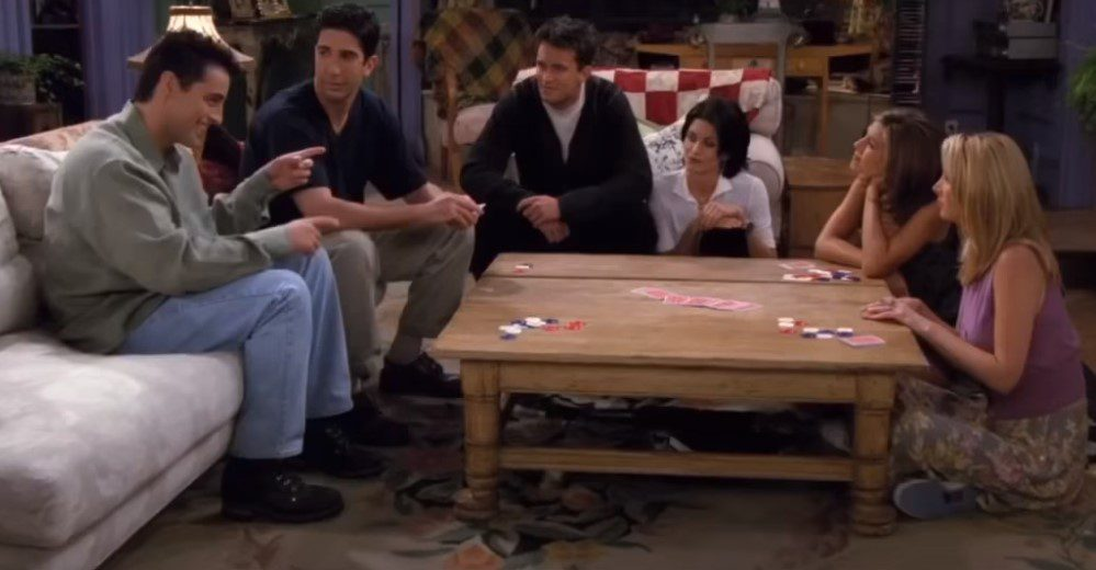 How many Seasons of Friends are there?