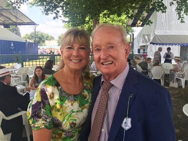Who is Rod Laver's girlfriend