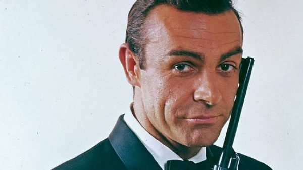 Sean Connery Real Name