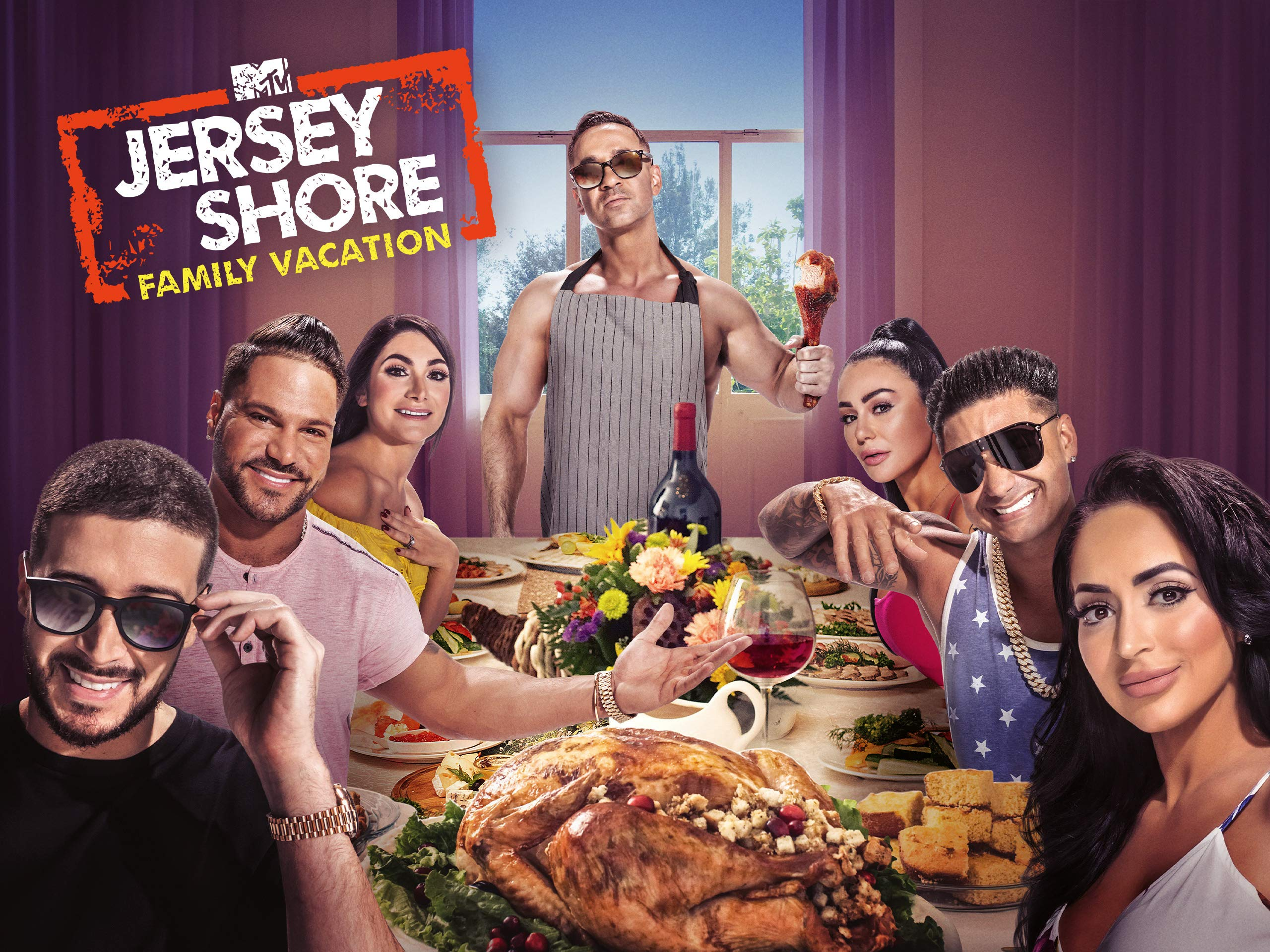 Jersey Shore Family Vacation Season 5