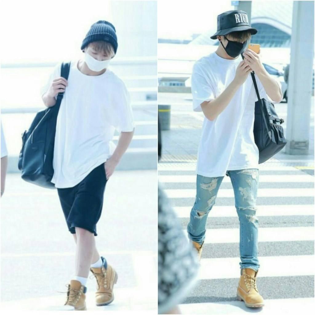 Jungkook Iconic Fashion