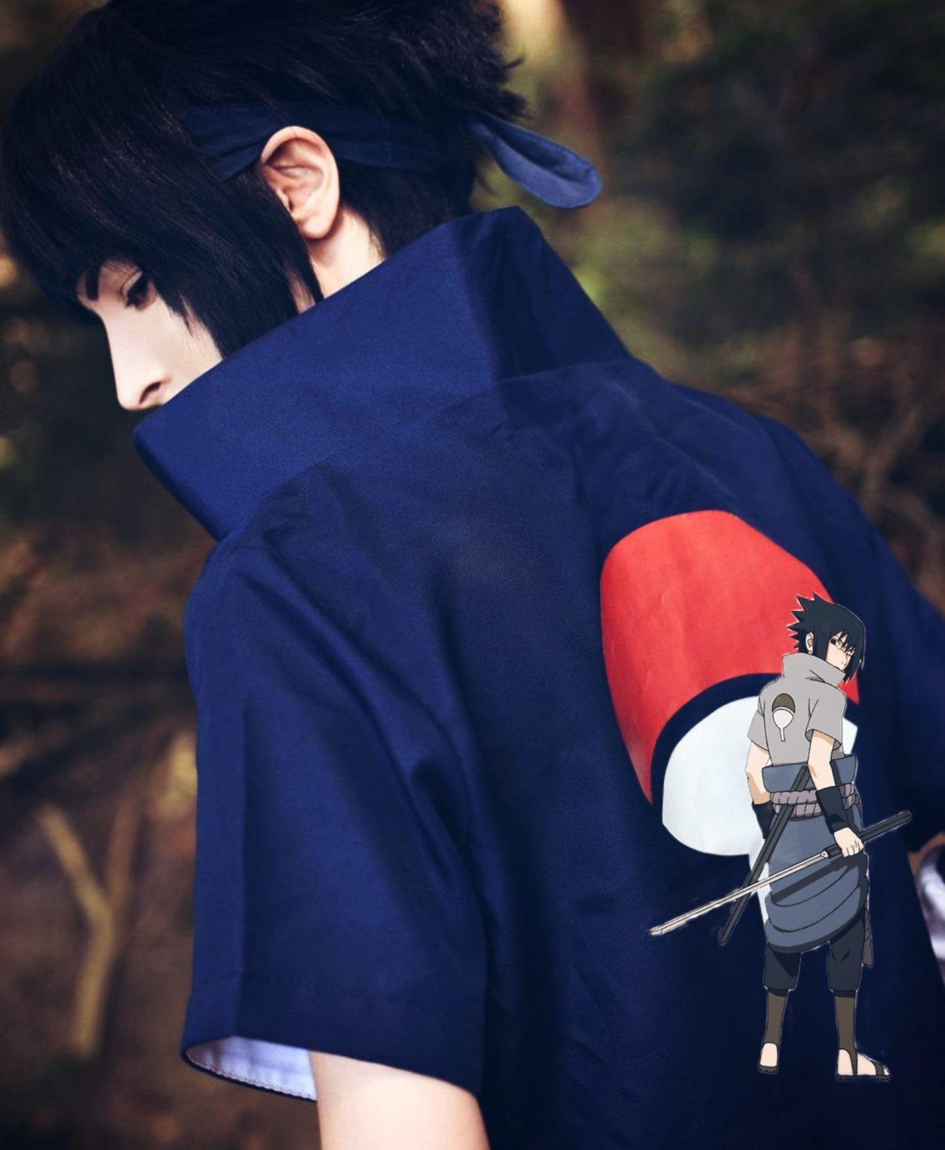 Kaoruux Sasuke Uchiha