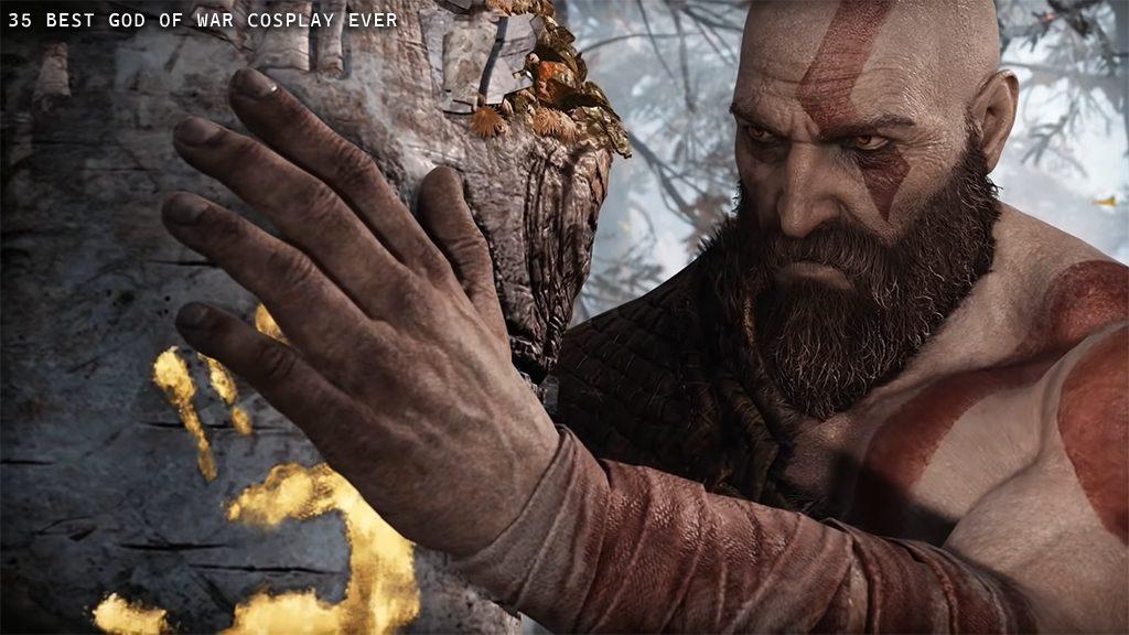Best God Of War Cosplay Ever