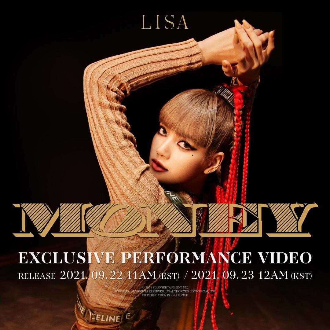 lisa money performance video