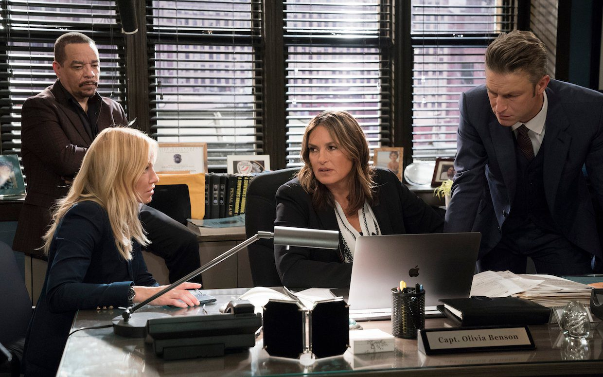 Law and Order: Special Victims Unit Season 23 Episode 2