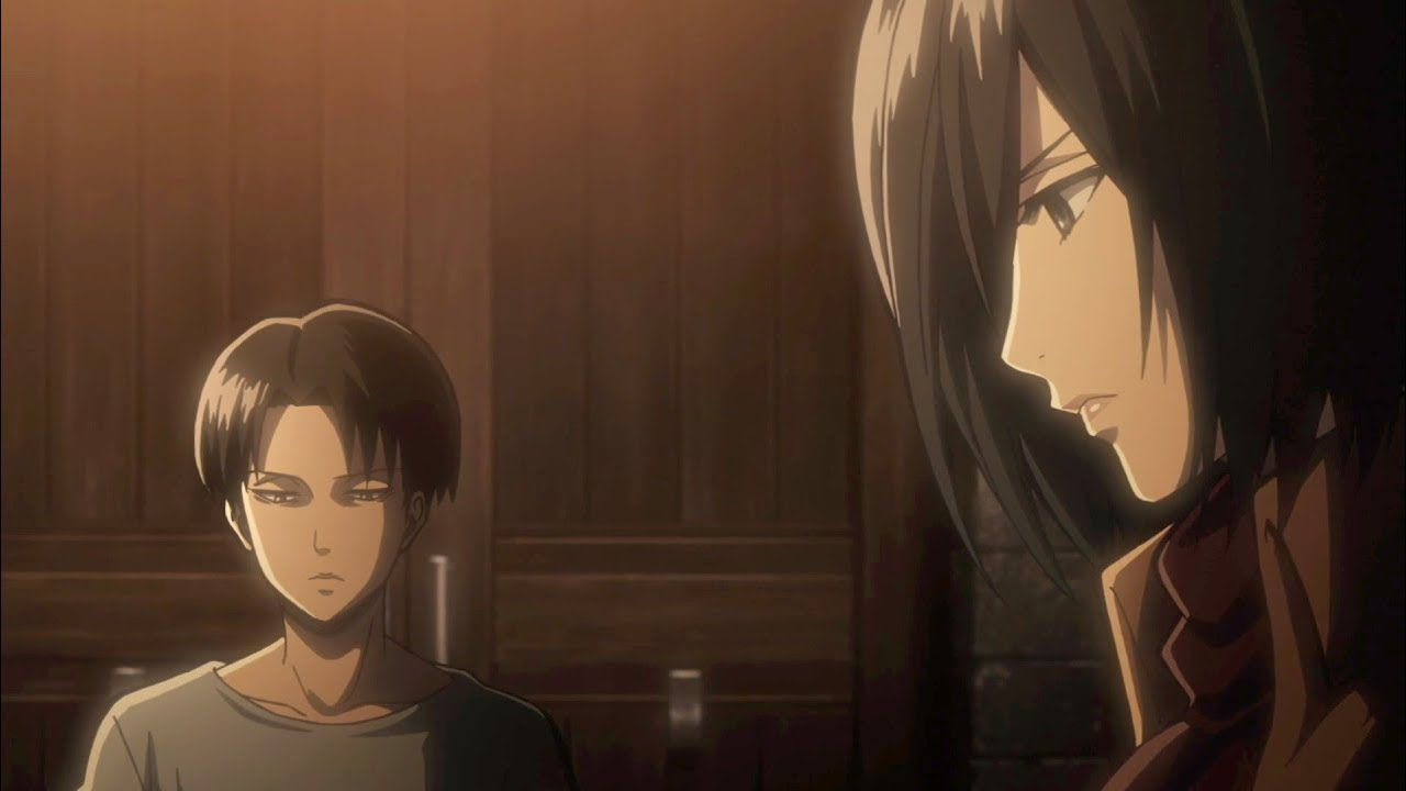 Are Mikasa and Levi Related to Each Other?