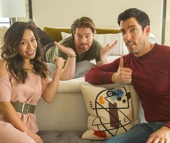 Who are the Property Brother's married to?