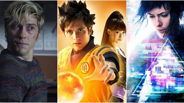 Worst Live Action Adaptations of Anime