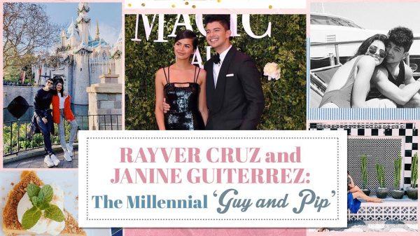 Janine Gutierrez Boyfriend