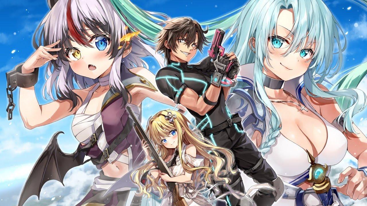 Anime To Watch Like Meikyuu Black Company