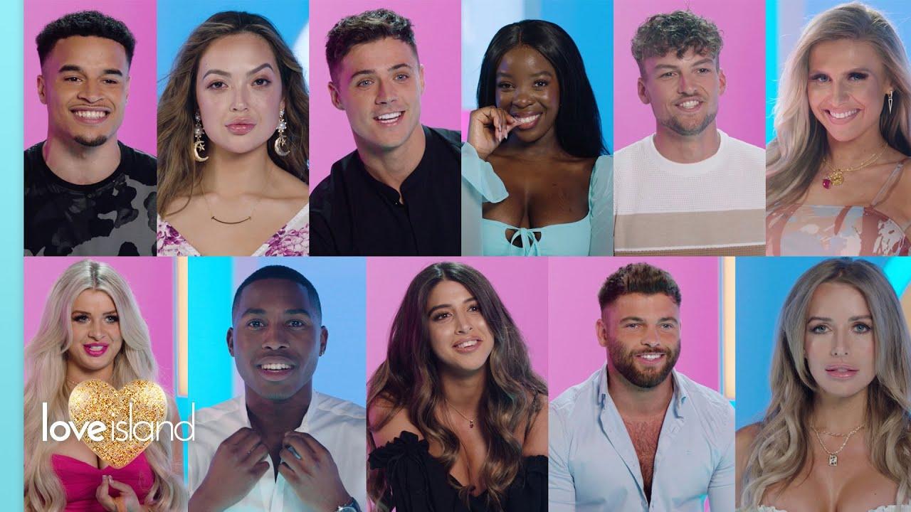 The Cast Of Love Island UK